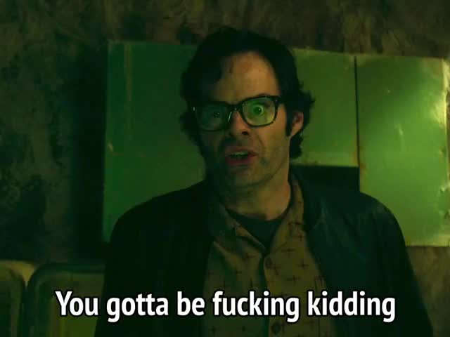 Watch and share Bill Hader GIFs and It Movie GIFs by MikeyMo on Gfycat