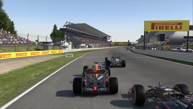 Watch and share F1 2016 GIFs and F1game GIFs by twinhd on Gfycat