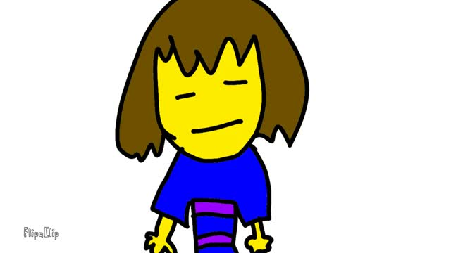 Watch and share Frisk+-+chara GIFs on Gfycat