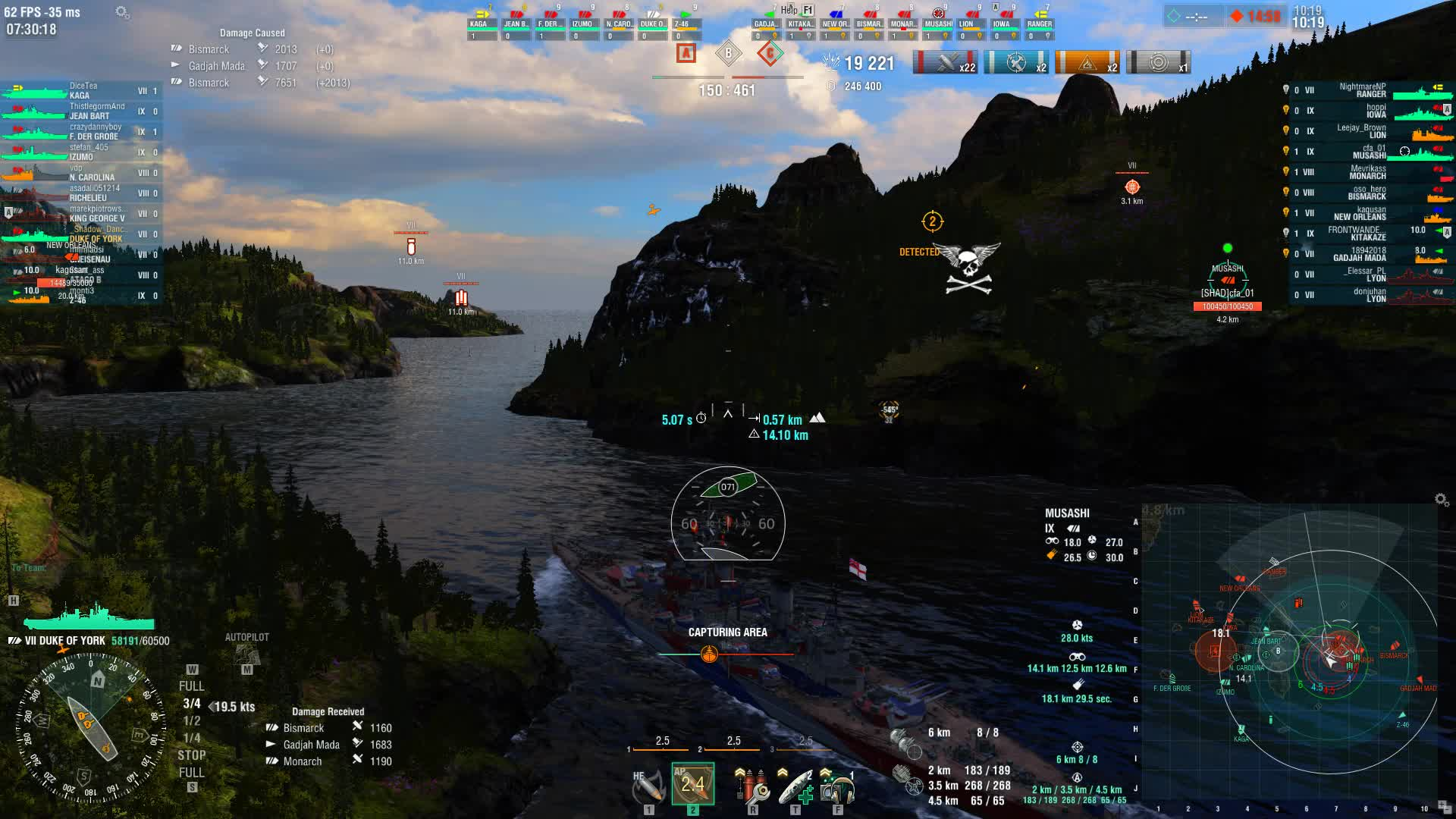 warthunder, worldofwarships, World of Warships 2019.01.17 - 07.30.18.02 GIFs