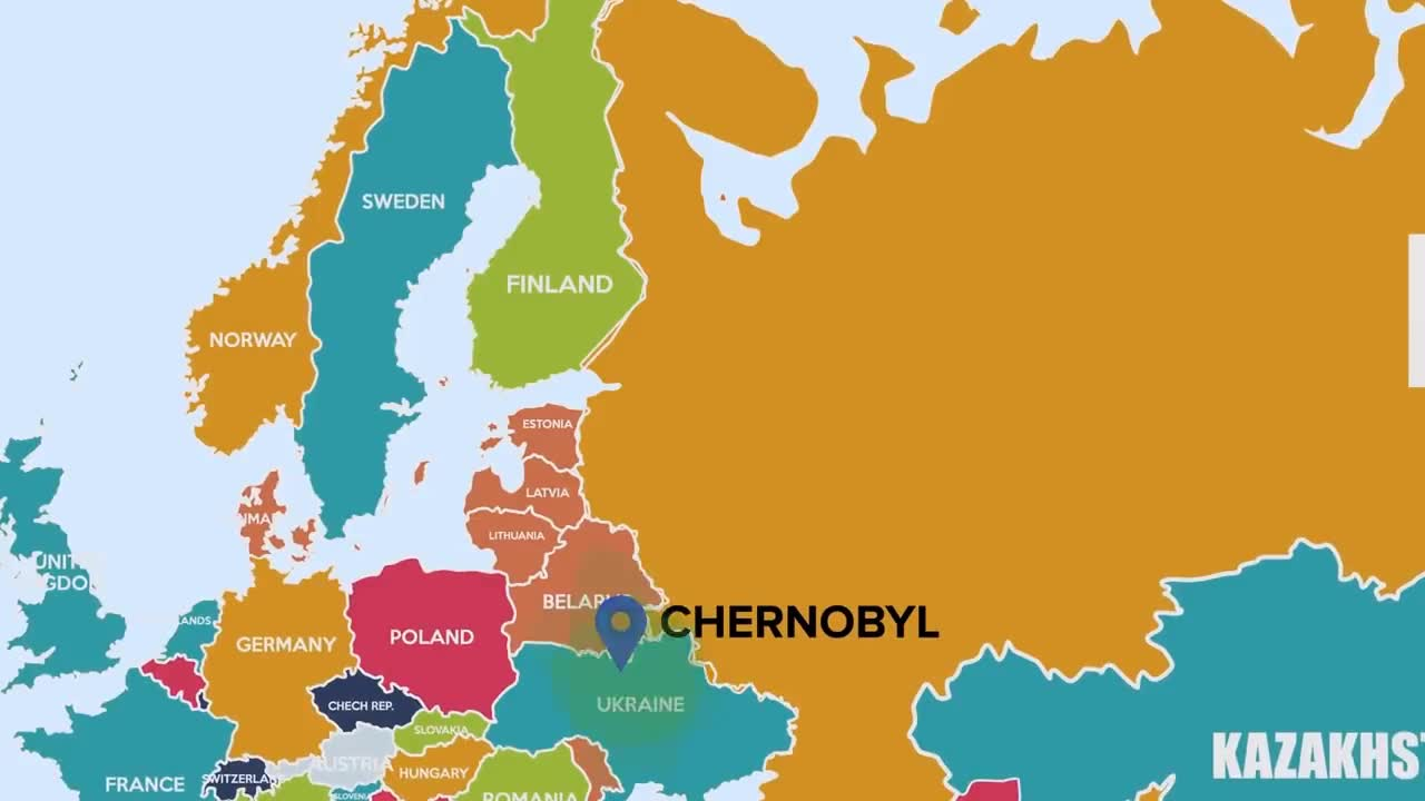 What Caused The Catastrophic Nuclear Accident In Chernobyl