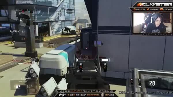 codcompetitive, Denial Clayster's IMR 5-Piece on Solar Hardpoint (reddit) GIFs