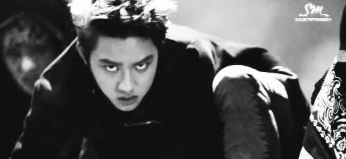 Watch and share Park Chanyeol GIFs and Exo Scenarios GIFs on Gfycat