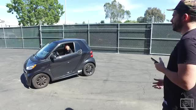 Watch and share Smart Car GIFs and Hoonigan GIFs on Gfycat