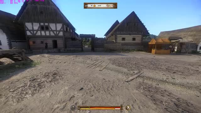 Watch Kingdom Come Deliverance Scarrry  GIF on Gfycat. Discover more related GIFs on Gfycat