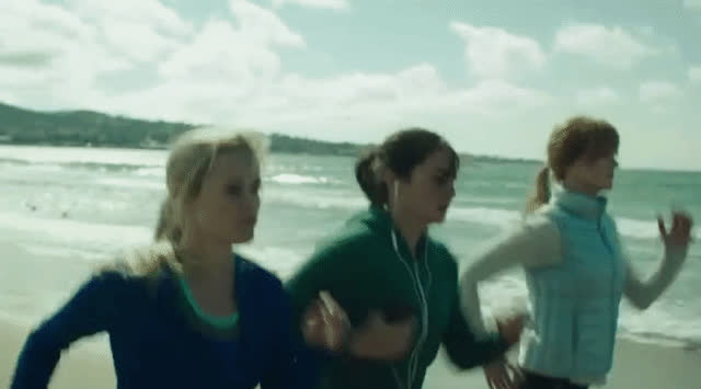 big little lies, nicole kidman, reese witherspoon, run, running, shailene woodley, big little lies running GIFs