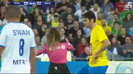 Yellow Card but before you go - gif