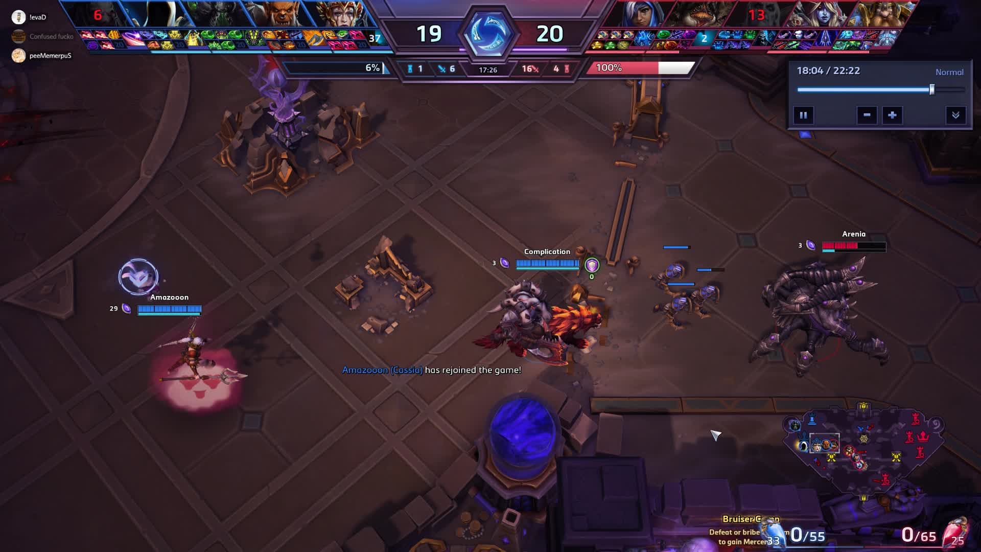 heroesofthestorm, Heroes of the Storm 03.21.2019 - 01.30.17.02 GIFs