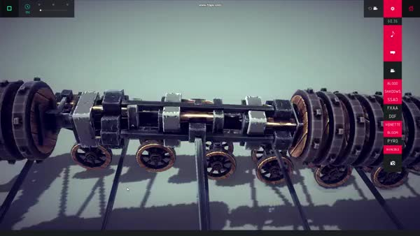 Watch and share Besiege GIFs by ryggskrubb on Gfycat