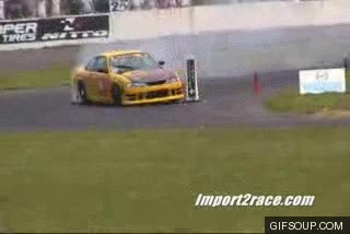 Watch and share 240sx Drift GIFs on Gfycat