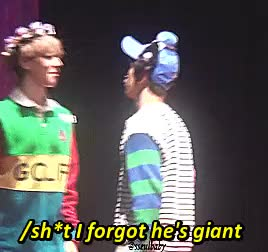 Watch and share Umma And Maknae GIFs and Got7 Jinyoung GIFs on Gfycat