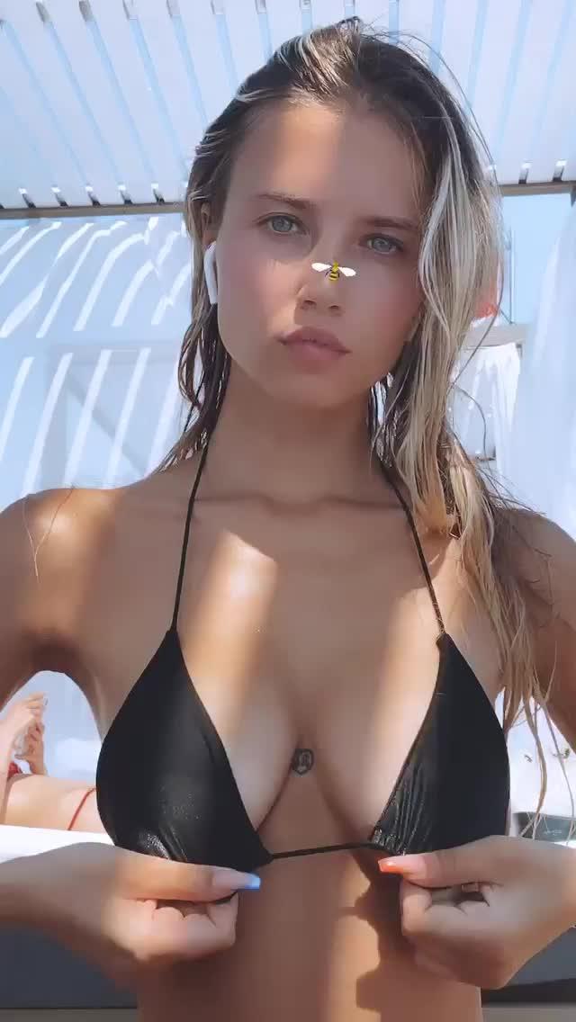 Watch and share Polina Malinovskaya GIFs by kol_ on Gfycat
