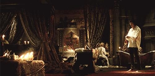 Dracula Untold, Film, Luke Evans, Lukeevansedit, Sarah Gadon, Vlad the Impaler,  GIFs