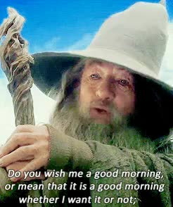 Watch and share Bilbo Baggins GIFs and The Hobbit GIFs on Gfycat