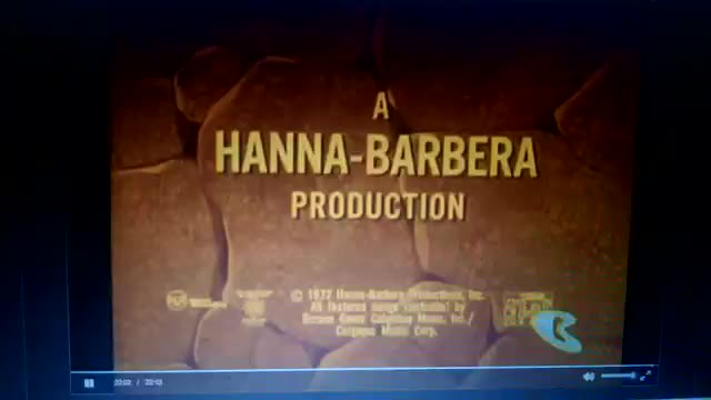 """Watch and share Hanna Barbera Productions """"Zooming HB And B-O Swirling Star"""" (1972/1989) GIFs on Gfycat"""