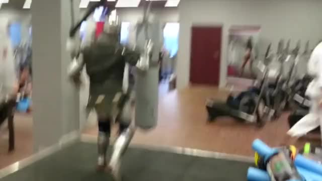 Watch Knight at the gym GIF on Gfycat. Discover more fight, fighter, gym, gymfreak, gymlife, knight, sport, sports, training, trening GIFs on Gfycat