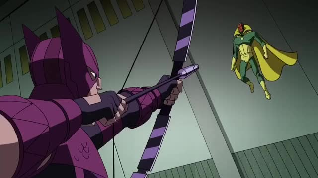 Watch and share Hawkeye GIFs by ANTHP on Gfycat