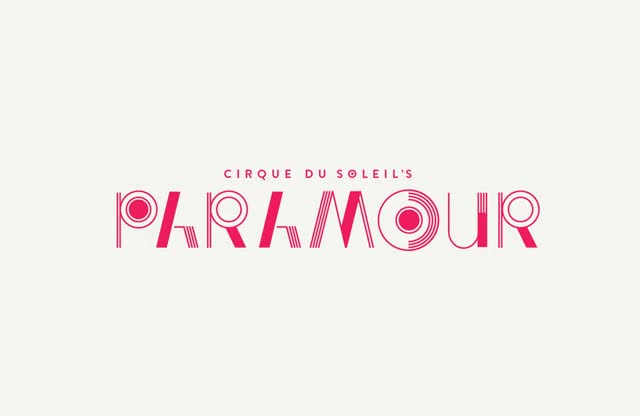 Watch and share Cirque Du Soleil: ParamourBranding, Design, Illustration GIFs on Gfycat