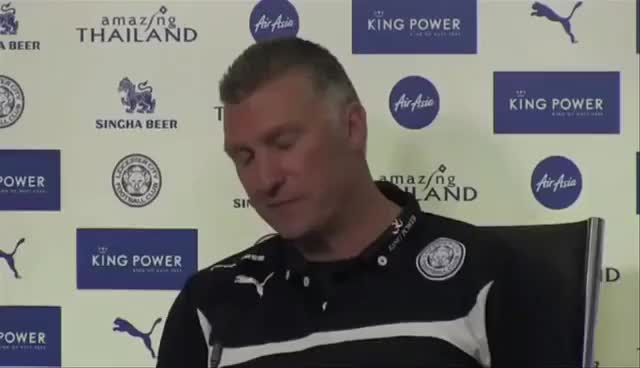 "Watch Nigel Pearson calls journalist an ""Ostrich"" GIF on Gfycat. Discover more related GIFs on Gfycat"