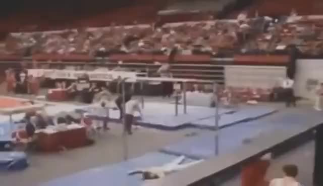Watch acrobatics 2 GIF on Gfycat. Discover more gym GIFs on Gfycat