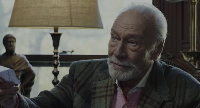 Watch and share Christopher Plummer GIFs by grobbledongs on Gfycat