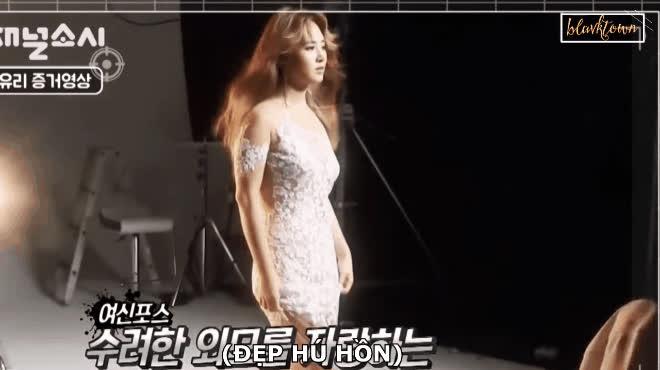 Bật cười điên đảo với phương pháp lấy lại hình ảnh Thiếu nữ thời đại cho Yuri của hội chị em SNSD