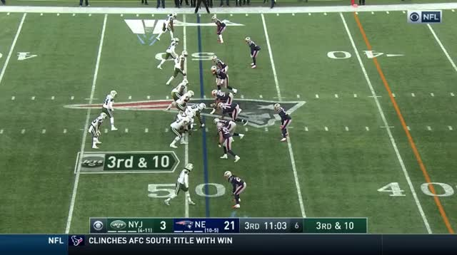 Watch and share 15 Butler Forces Darnold To Fumble, Van Noy 46yd Scoop And Score GIFs on Gfycat