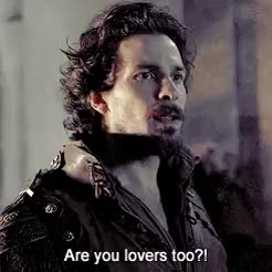 Watch 1x10 / 2x09 GIF on Gfycat. Discover more *starts crying*, LOOK AT ALL OF THIS, aramis, d'artagnan, d'artamis, i know the one from s1 was an act bUT STILL, look at them pLEASE, mine*, musketeers*, musketeersedit, the musketeers GIFs on Gfycat