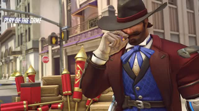 Watch Mccree GIF by @sparta1101 on Gfycat. Discover more comp, deadeye, mccree, overwatch, potg GIFs on Gfycat