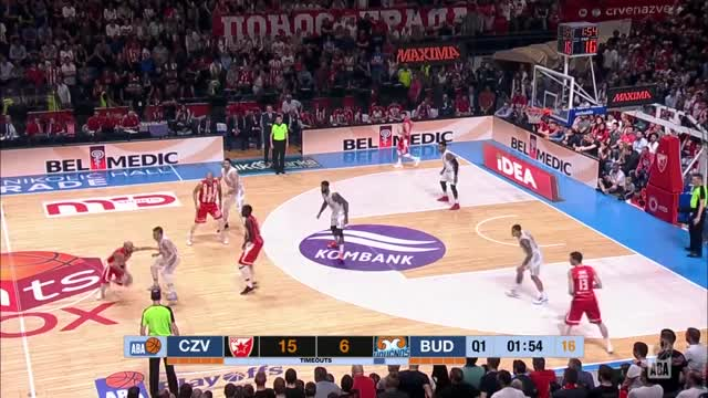 Watch and share Kk Buducnost Voli GIFs and Aba League GIFs by EvzSports on Gfycat