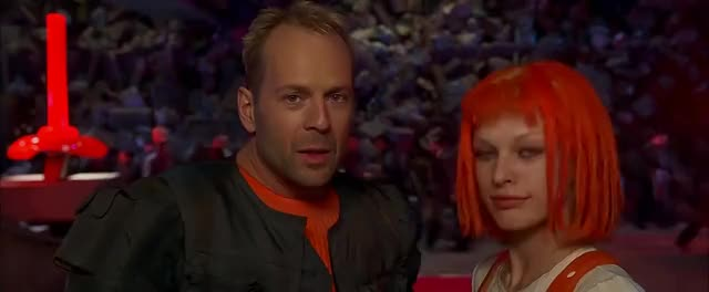 Watch and share The 5th Element - Multi Pass GIFs on Gfycat