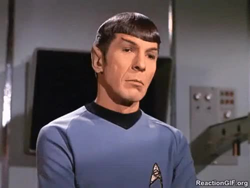 Watch Logic Logical Makes Sense Spock Star Trek GIF on Gfycat. Discover more leonard nimoy GIFs on Gfycat