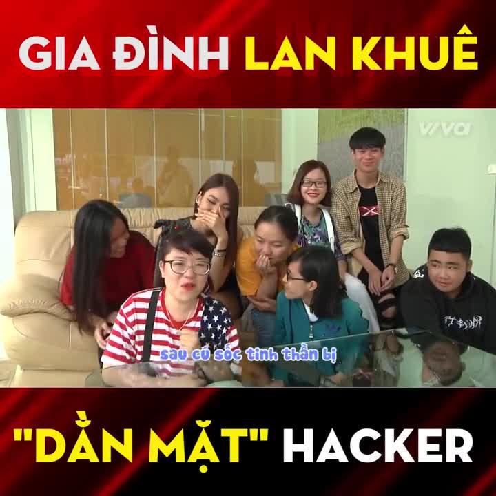 Lan Khuê cùng gia đình lên tiếng đòi hacker trả lại facebook gần 1 triệu lượt theo dõi