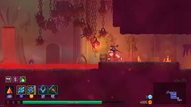 Watch and share Deadcells GIFs by Inkhorse on Gfycat