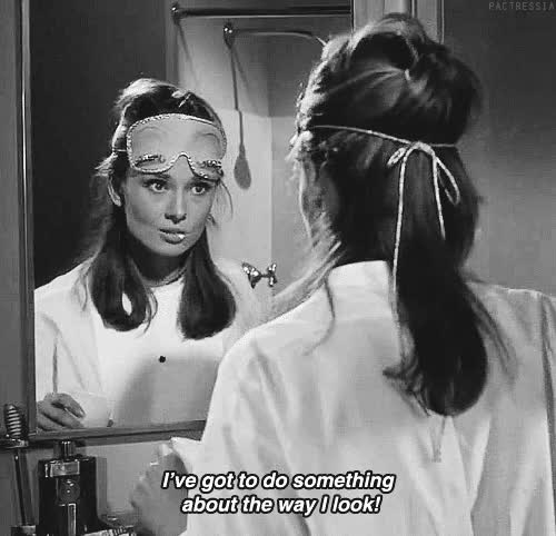 Watch and share Breakfast At Tiffanys GIFs on Gfycat