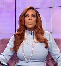 annoyed, bored, boring, dont care, eye roll, over it, wendy williams, Wendy Williams Eye Roll GIFs