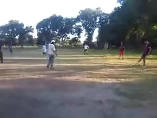 Watch and share Borracho No Puede Patear La Pelota GIFs on Gfycat