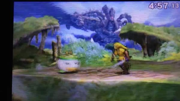 crazyhand, smashbros, Highlights from a JV3 in For Glory w/ Bowser Jr. (reddit) GIFs