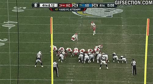 Watch and share Ryan-Succop-misses-and-Pittsburgh-sighs GIFs on Gfycat