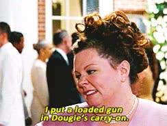 Watch and share Gifs Film Bridesmaids Kristen Wiig Melissa Mccarthy *bridesmaids GIFs on Gfycat