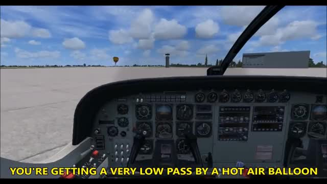 Watch and share Landing WITHOUT Clearance In Flight Simulator X! (Multiplayer) GIFs on Gfycat