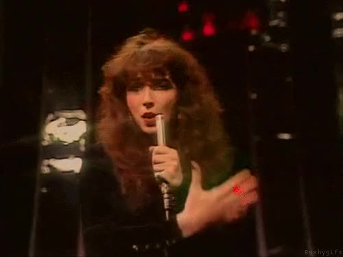 Watch Kate bush GIF on Gfycat. Discover more related GIFs on Gfycat