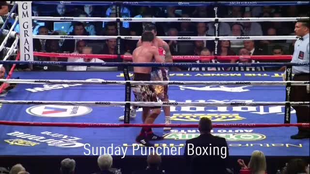 Watch Lucas Matthysse knocks Danny Garcia's mouthguard into the 4th row - ENHANCE GIF by Tom_Cody (@tomcody) on Gfycat. Discover more boxing GIFs on Gfycat
