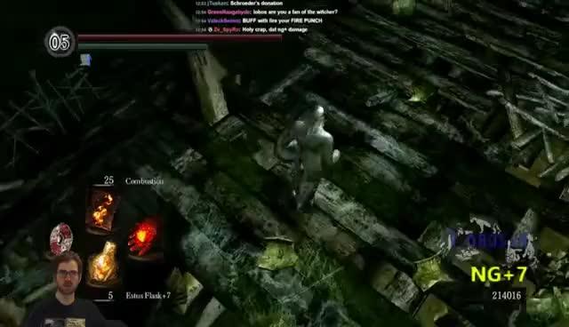 Dark Souls: The Boards of Blighttown