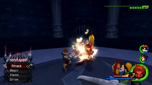 Watch and share Kh2 GIFs on Gfycat