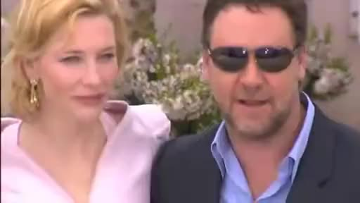 Watch and share Cate Blanchett GIFs and Russell Crowe GIFs on Gfycat