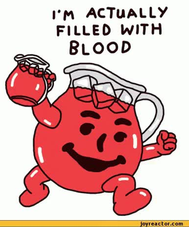 Watch and share Blood GIFs on Gfycat