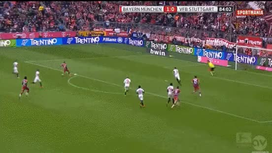 Watch QuerulousMellowIrishterrier GIF on Gfycat. Discover more fcbayern, soccer GIFs on Gfycat