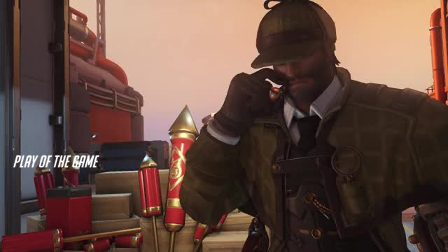 Watch and share Overwatch GIFs and Mccree GIFs by xpiepy on Gfycat