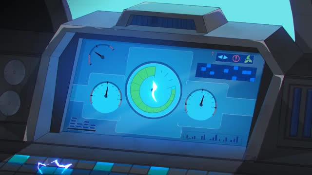 Watch Super Science Friends - Signals fluctuating GIF by Cartoon Hangover (@cartoonhangover) on Gfycat. Discover more anime, animegifs, cartoonhangover, fluctuate, frederator, frederatorblog, meter, reading, science, signals, ssf, supersciencefriends GIFs on Gfycat